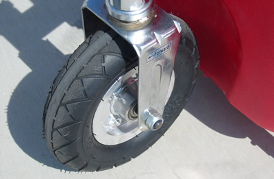 Cooler Scooter Front Wheel